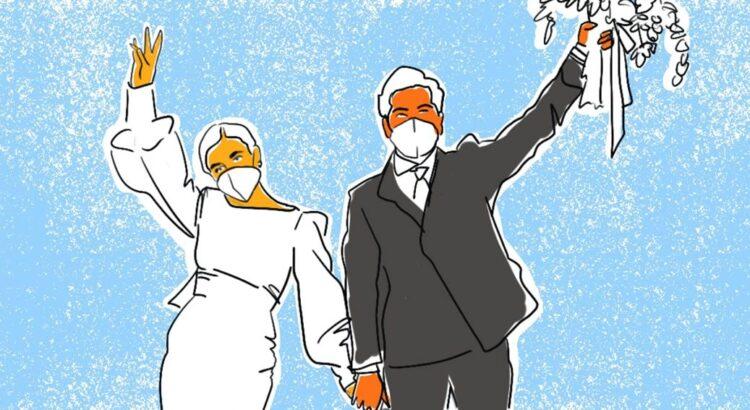 Elenovari:5 buenas razones para celebrar tu boda en tiempos de covid